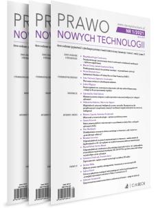 Prawo Nowych Technologii - Prenumerata