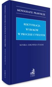 Rektyfikacja wyroków w procesie cywilnym
