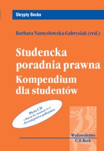 Studencka poradnia prawna Kompendium dla studentów