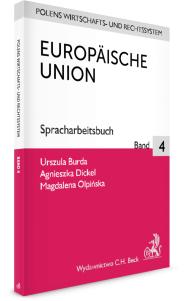 Europäische Union Spracharbeitsbuch Band 4