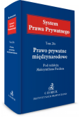 Prawo prywatne międzynarodowe. System Prawa Prywatnego. Tom 20B