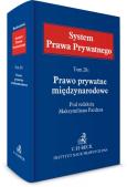 Prawo prywatne międzynarodowe. System Prawa Prywatnego. Tom 20C