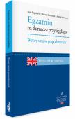 Egzamin na tłumacza przysięgłego. Wzory umów gospodarczych. Język angielski