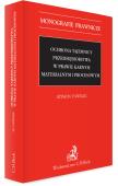 Ochrona tajemnicy przedsiębiorstwa w prawie karnym materialnym i procesowym