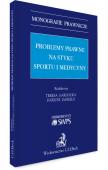 Problemy prawne na styku sportu i medycyny