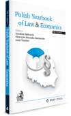 Polish Yearbook of Law & Economics. Vol. 5 (2014)