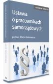 Ustawa o pracownikach samorządowych + Płyta CD
