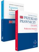 PAKIET: Egzamin na tłumacza przysięgłego. Wzory umów gospodarczych. Język angielski + Przekład prawniczy. Praktyczne ćwiczenia. Język angielski