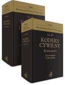 PAKIET: Kodeks cywilny. Komentarz Tom III A i III B