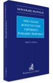 Idee i zasady konstytucyjne chińskiego porządku prawnego