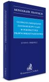 Globalne zarządzanie zasobami ropy i gazu w perspektywie prawnomiędzynarodowej