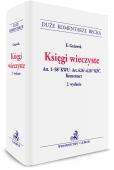 Księgi wieczyste. Art. 1-58(2) KWU. Art. 626(1)-626(13) KPC. Komentarz