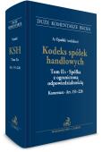 Kodeks spółek handlowych. Tom II A. Spółka z ograniczoną odpowiedzialnością. Komentarz do art. 151-226