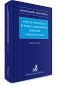 Pojęcie inwestycji w międzynarodowym arbitrażu inwestycyjnym