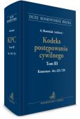 Kodeks postępowania cywilnego. Tom III. Komentarz do art. 425–729