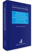 Kształtowanie się odpowiedzialności za niewłaściwe leczenie na gruncie amerykańskiego systemu prawnego w latach 1794-1860. Studium historyczno-prawne
