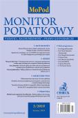 Monitor Podatkowy Nr 3/2019