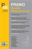 Prawo Mediów Elektronicznych Nr 1/2019