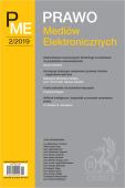 Prawo Mediów Elektronicznych Nr 2/2019