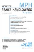Monitor Prawa Handlowego Nr 2/2019
