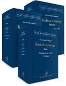 Kodeks cywilny. Tom I-III. Komentarz do art. 1-1088