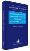 Status korporacji transnarodowych w prawie międzynarodowym