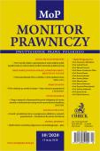 Monitor Prawniczy 10/2020