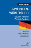 Słownik nieruchomości/Immobilienwörterbuch