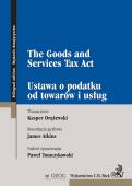 Ustawa o podatku od towarów i usług. The Goods and Services Tax Act