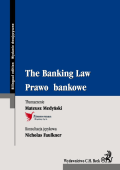 Prawo bankowe. The Banking Law