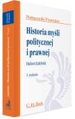 Historia myśli politycznej i prawnej