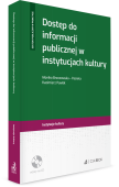 Dostęp do informacji publicznej w instytucjach kultury
