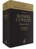 Tom III A. Kodeks cywilny. Komentarz. Zobowiązania. Część ogólna