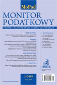 Monitor Podatkowy Nr 2/2019