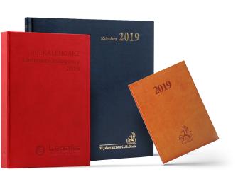 Kalendarze prawnika 2019