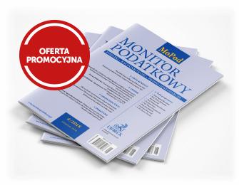 Monitor Podatkowy - Prenumerata 2019