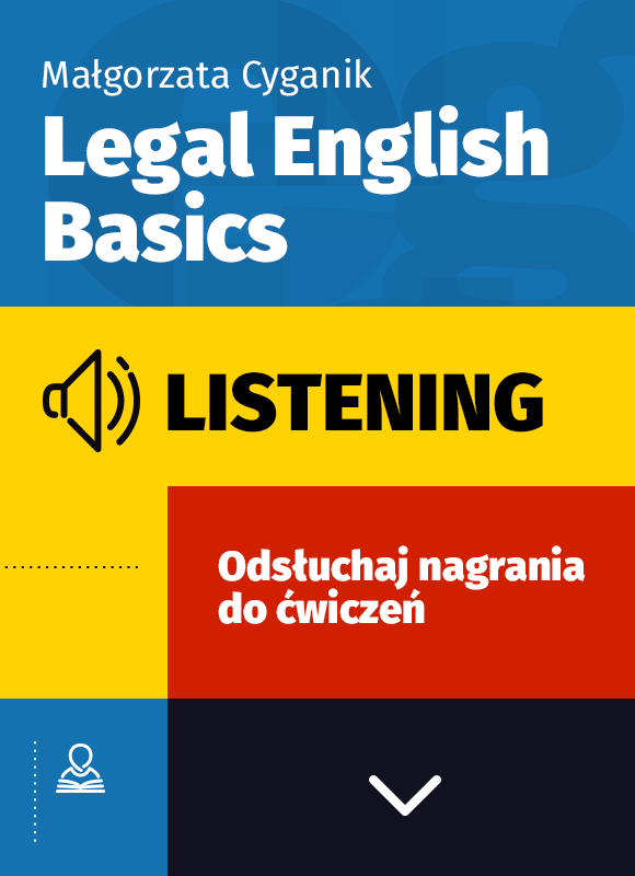 Legal English Basics - Listening