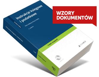 Instrukcje księgowe i podatkowe + płyta CD