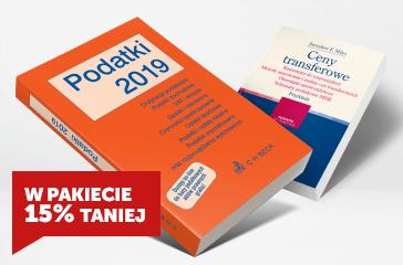 Podatki 2019 + Ceny transferowe