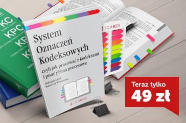 System oznaczeń kodeksowych - teraz tylko 49 zł