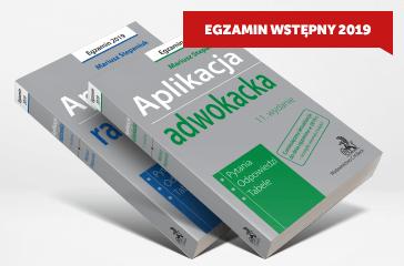 Aplikacja adwokacka - Aplikacja radcowska