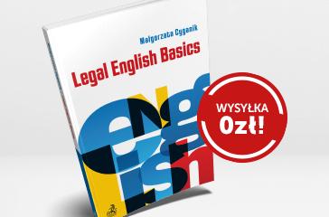 Legal English Basics - Teraz wysyłka 0 zł!