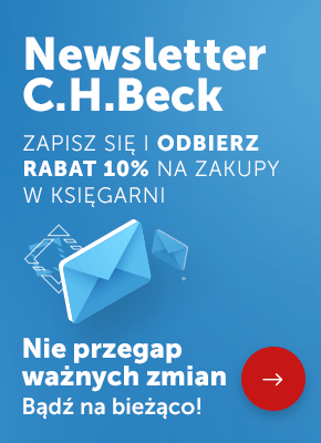 Zapisz się na Newsletter C.H.Beck