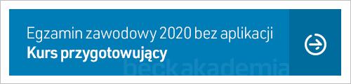Egzamin prawniczy 2020 bez aplikacji. Kurs