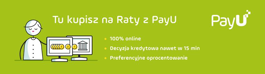 Zakupy na raty PayU
